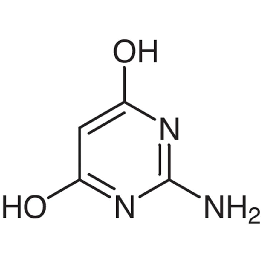 2-Amino-4,6-dihydroxypyrimidine