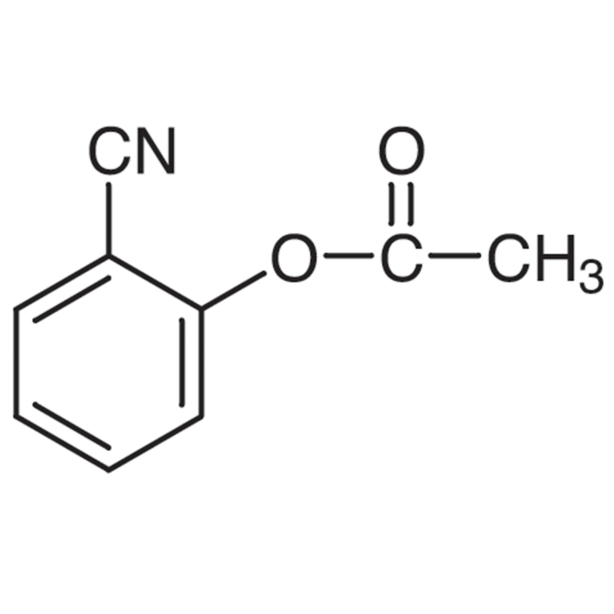 2-Acetoxybenzonitrile
