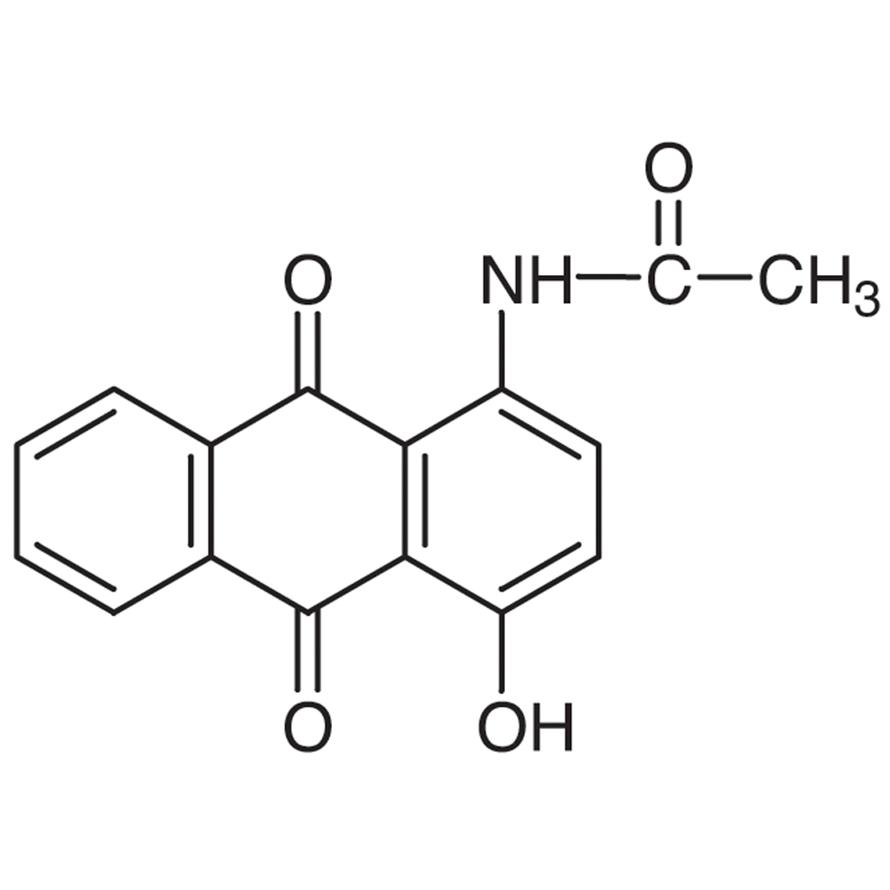 1-Acetamido-4-hydroxyanthraquinone