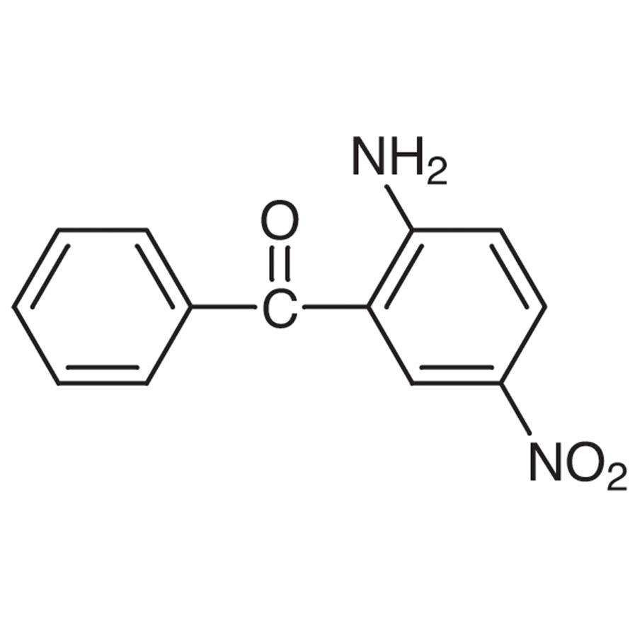 2-Amino-5-nitrobenzophenone