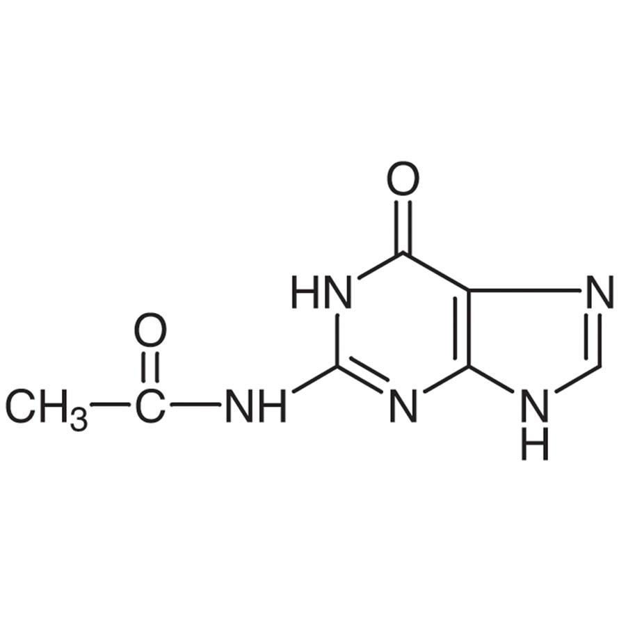2-Acetamido-6-hydroxypurine