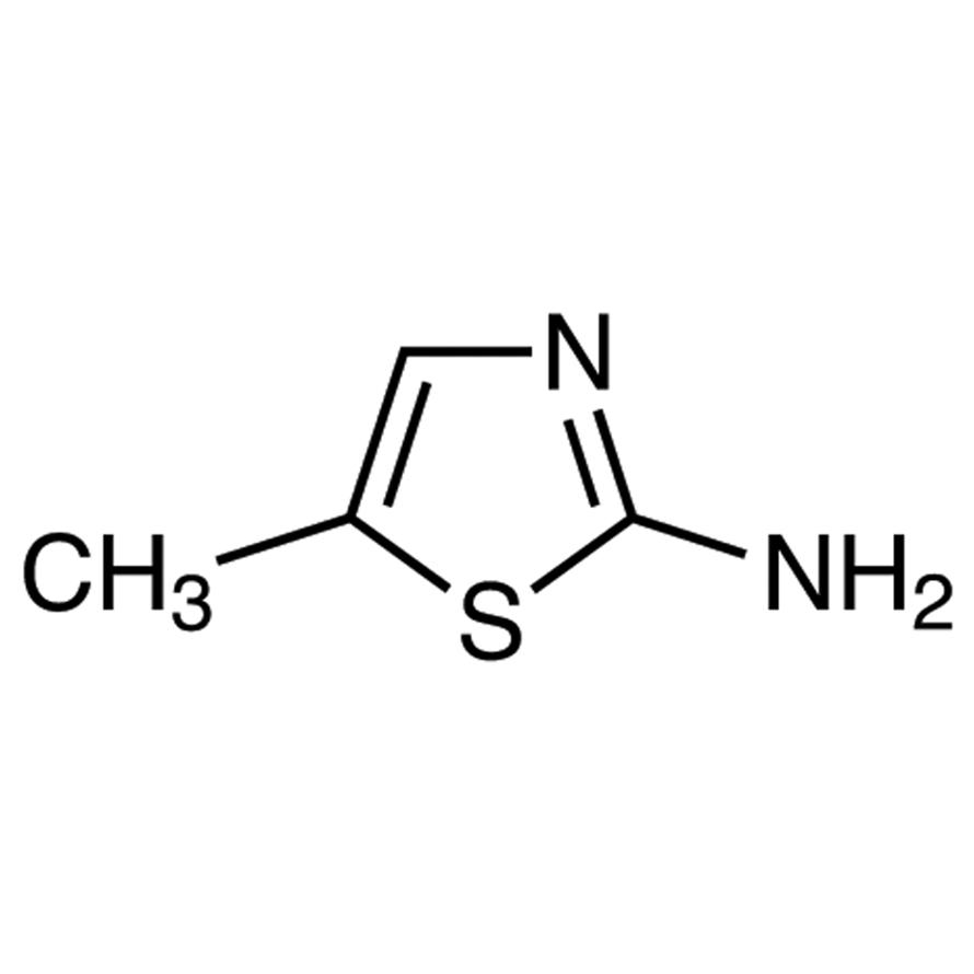 2-Amino-5-methylthiazole