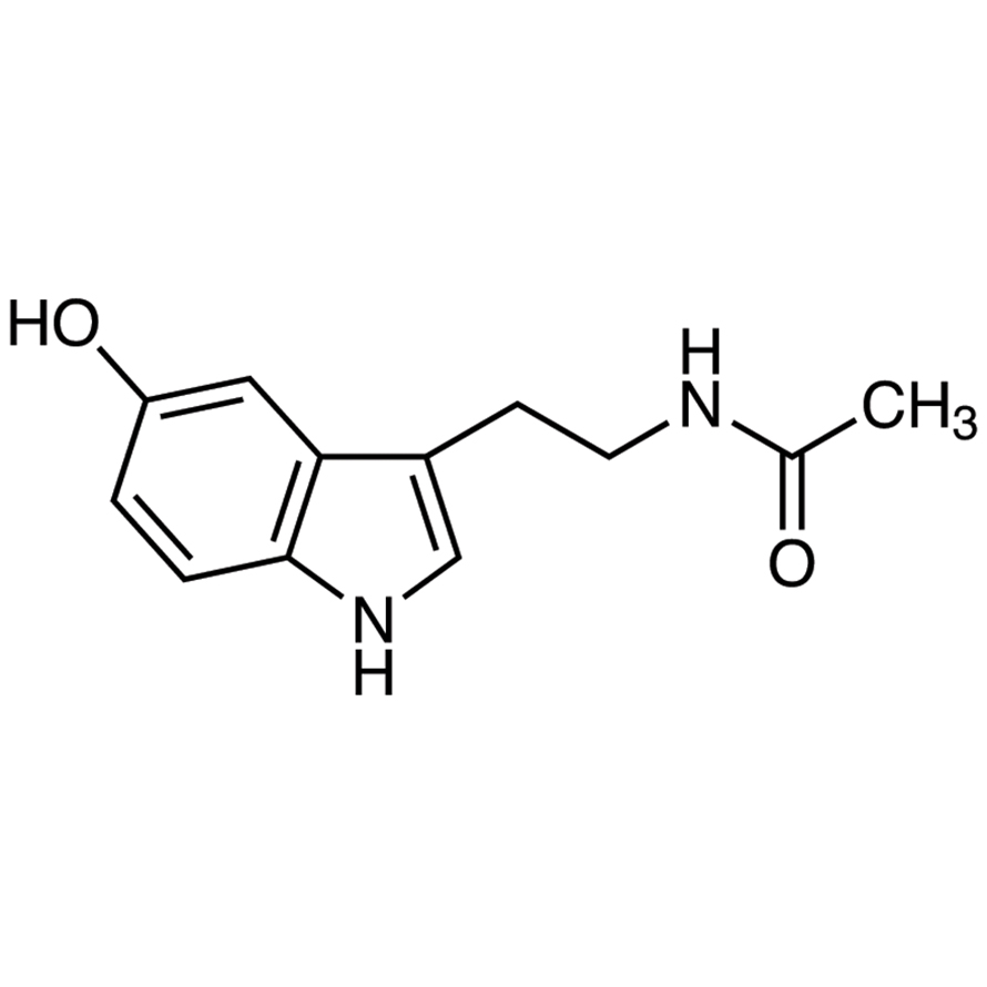 N-Acetyl-5-hydroxytryptamine
