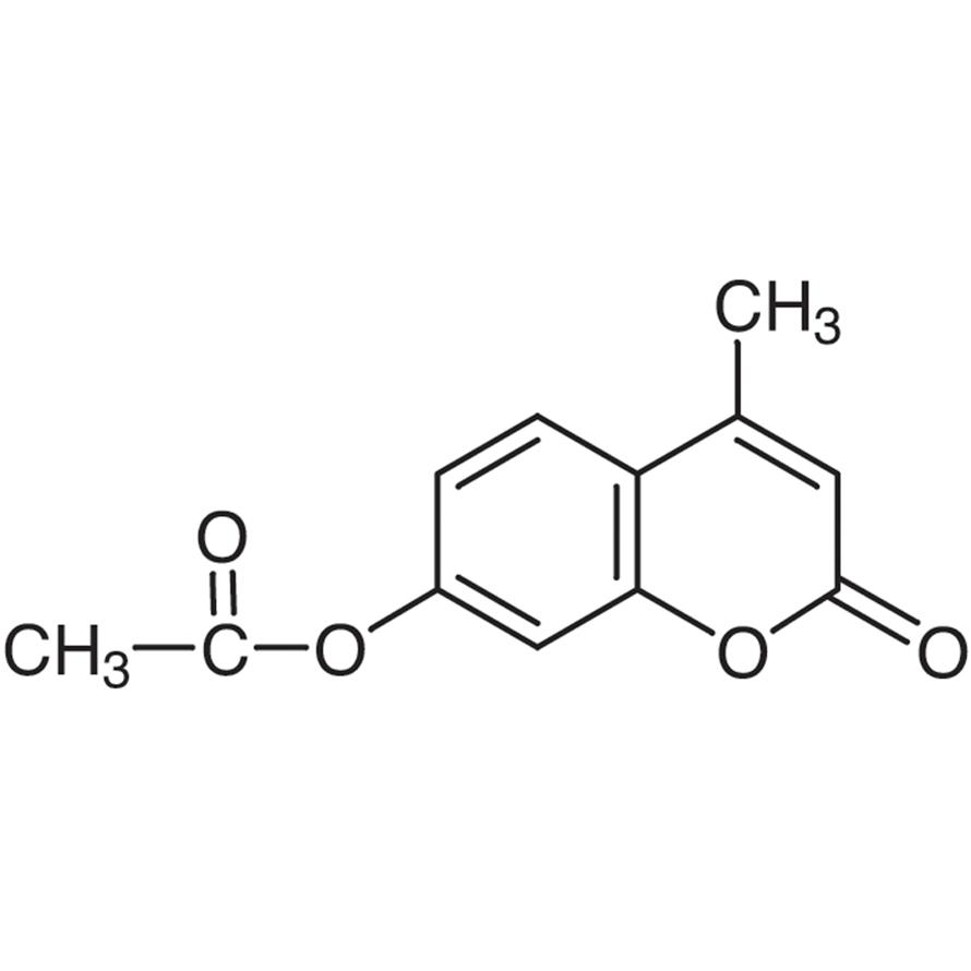 7-Acetoxy-4-methylcoumarin