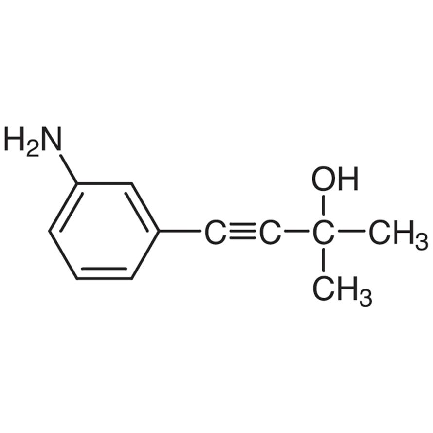 4-(3-Aminophenyl)-2-methyl-3-butyn-2-ol