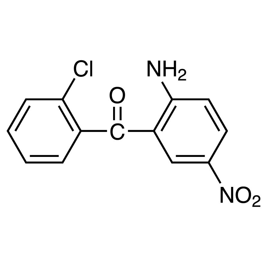 2-Amino-2'-chloro-5-nitrobenzophenone