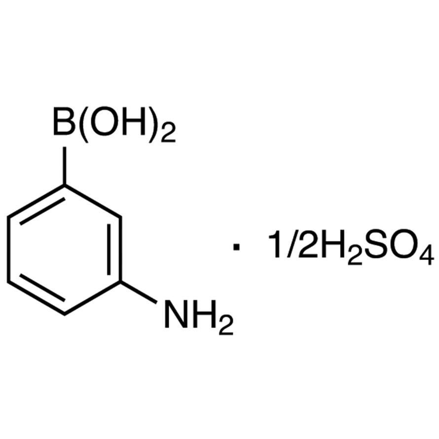 3-Aminophenylboronic Acid Hemisulfate