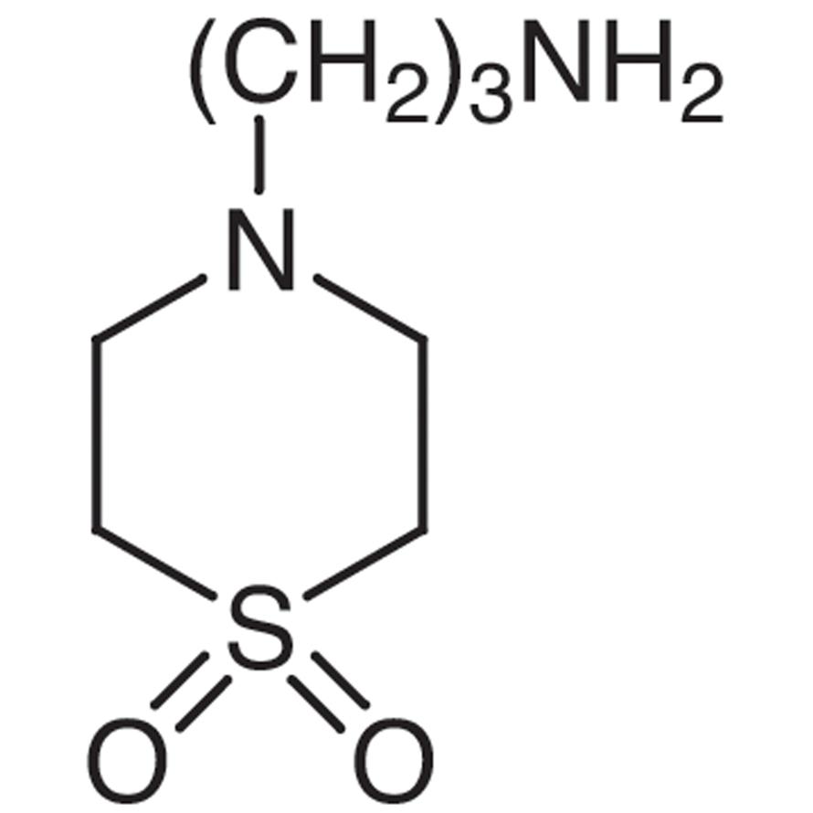 4-(3-Aminopropyl)thiomorpholine 1,1-Dioxide
