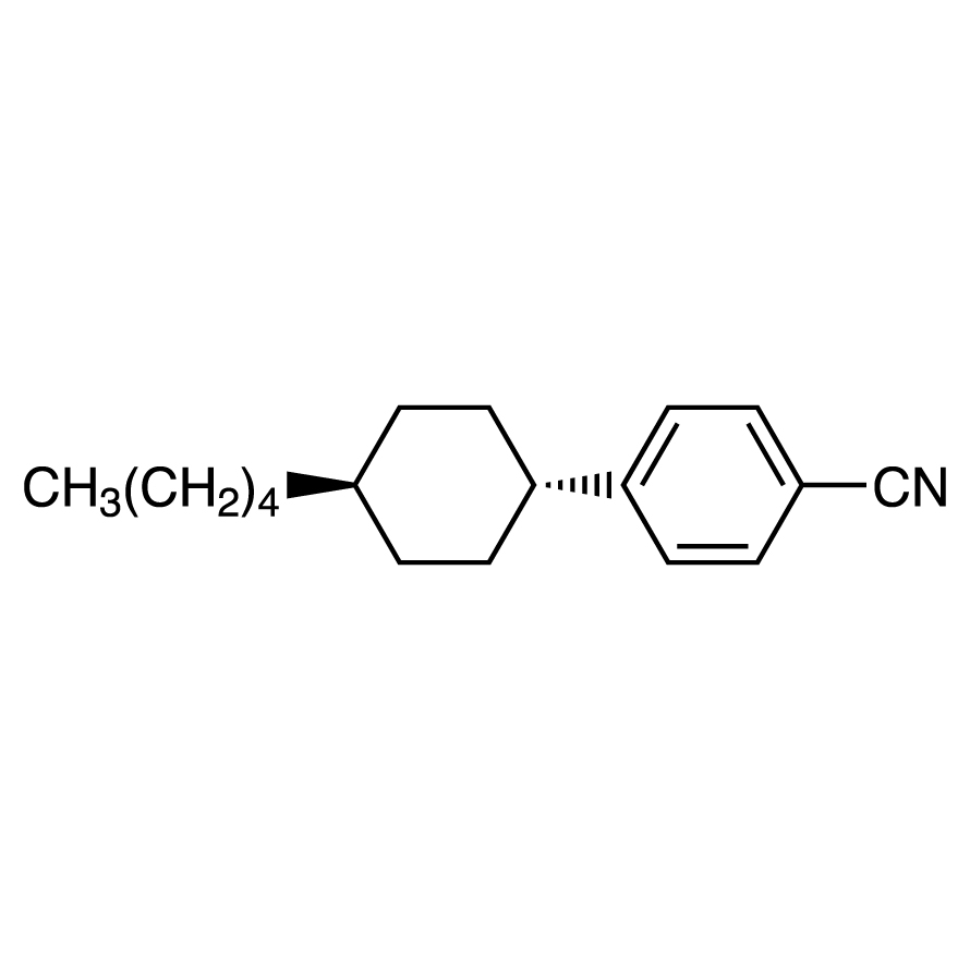 4-(trans-4-Amylcyclohexyl)benzonitrile