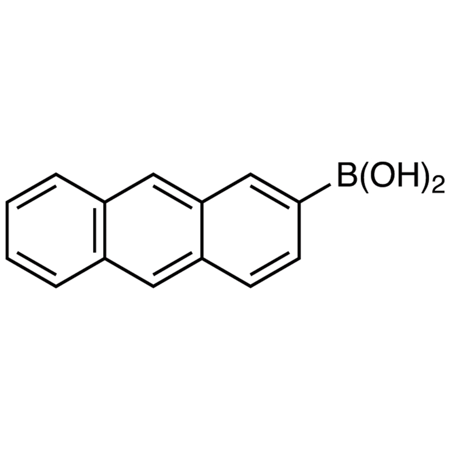 2-Anthraceneboronic Acid (contains varying amounts of Anhydride)