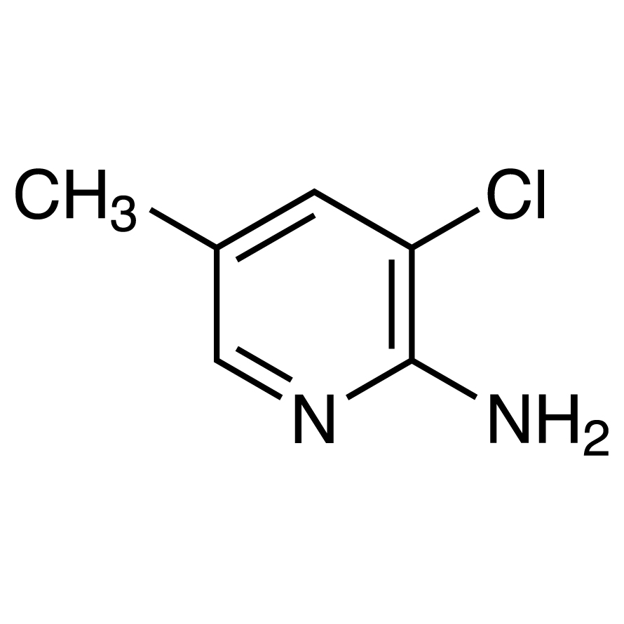 2-Amino-3-chloro-5-methylpyridine