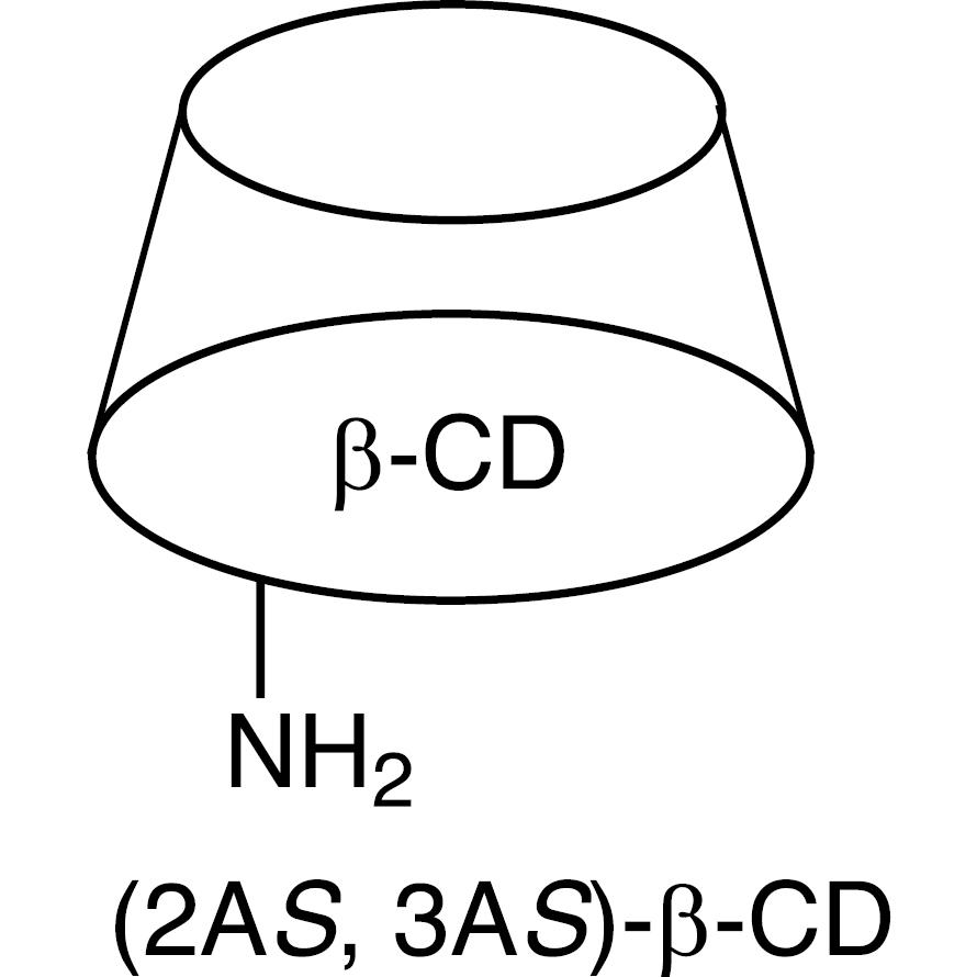 3A-Amino-3A-deoxy-(2AS,3AS)-β-cyclodextrin Hydrate