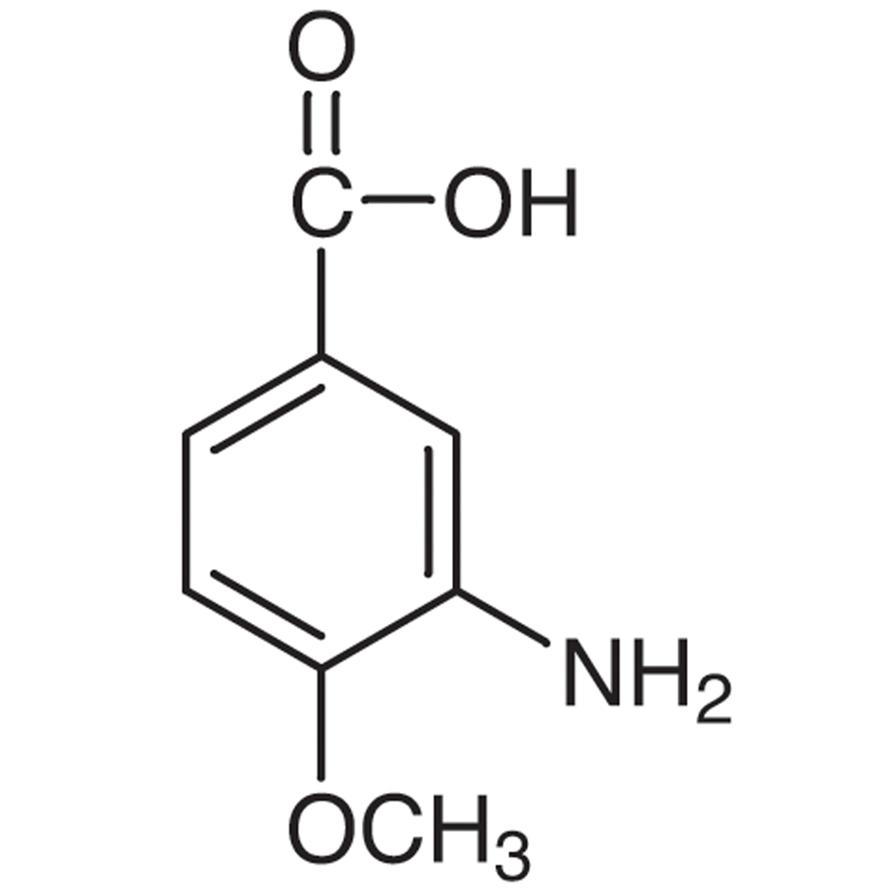 3-Amino-4-methoxybenzoic Acid