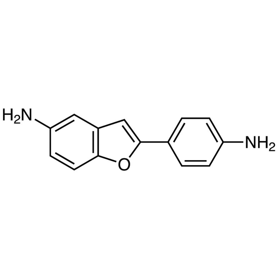 5-Amino-2-(4-aminophenyl)benzofuran