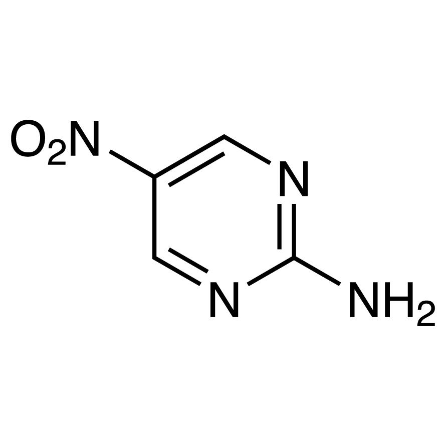 2-Amino-5-nitropyrimidine