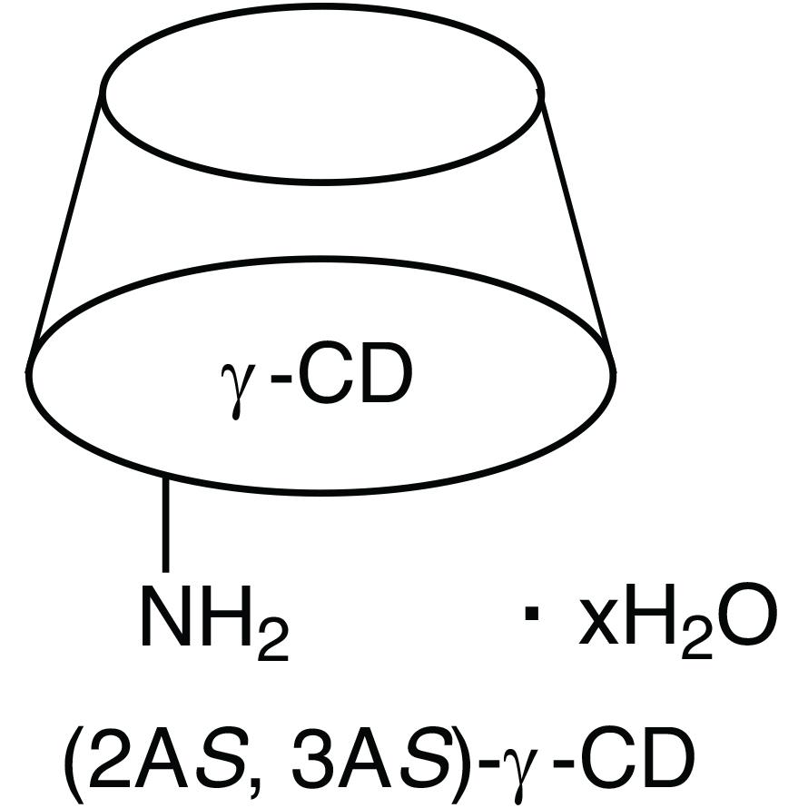 3A-Amino-3A-deoxy-(2AS,3AS)-γ-cyclodextrin Hydrate