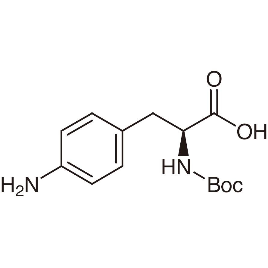 4-Amino-N-(tert-butoxycarbonyl)-L-phenylalanine