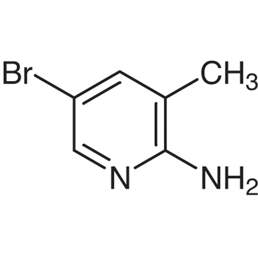2-Amino-5-bromo-3-methylpyridine