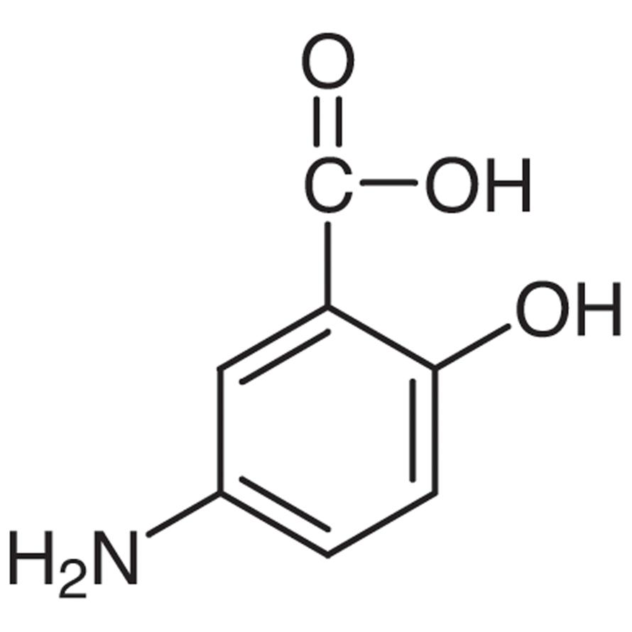 5-Aminosalicylic Acid [for Biochemical Research]