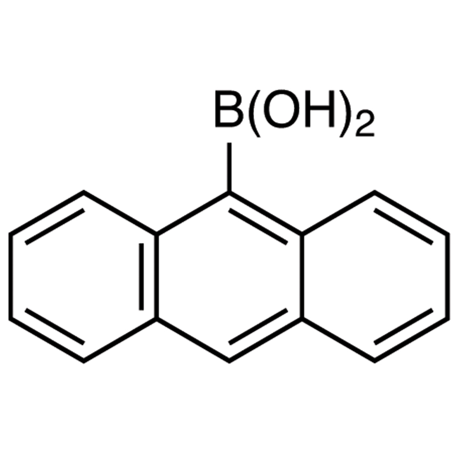 9-Anthraceneboronic Acid (contains varying amounts of Anhydride)