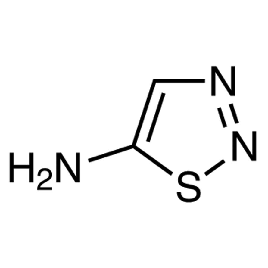 5-Amino-1,2,3-thiadiazole