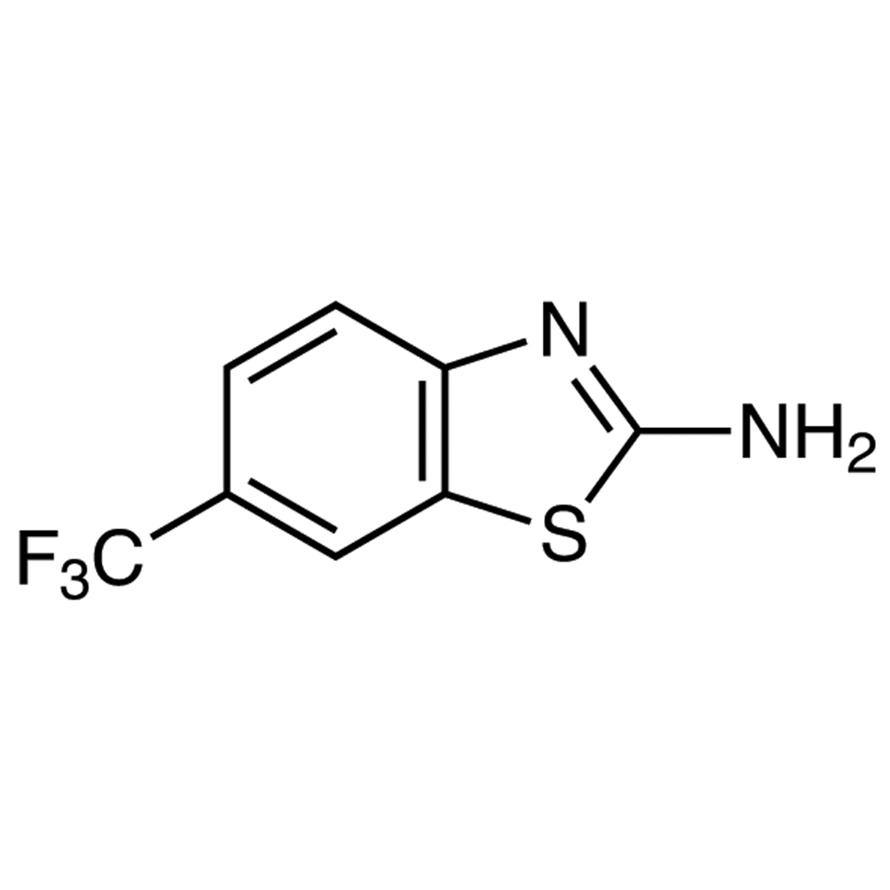 2-Amino-6-(trifluoromethyl)benzothiazole