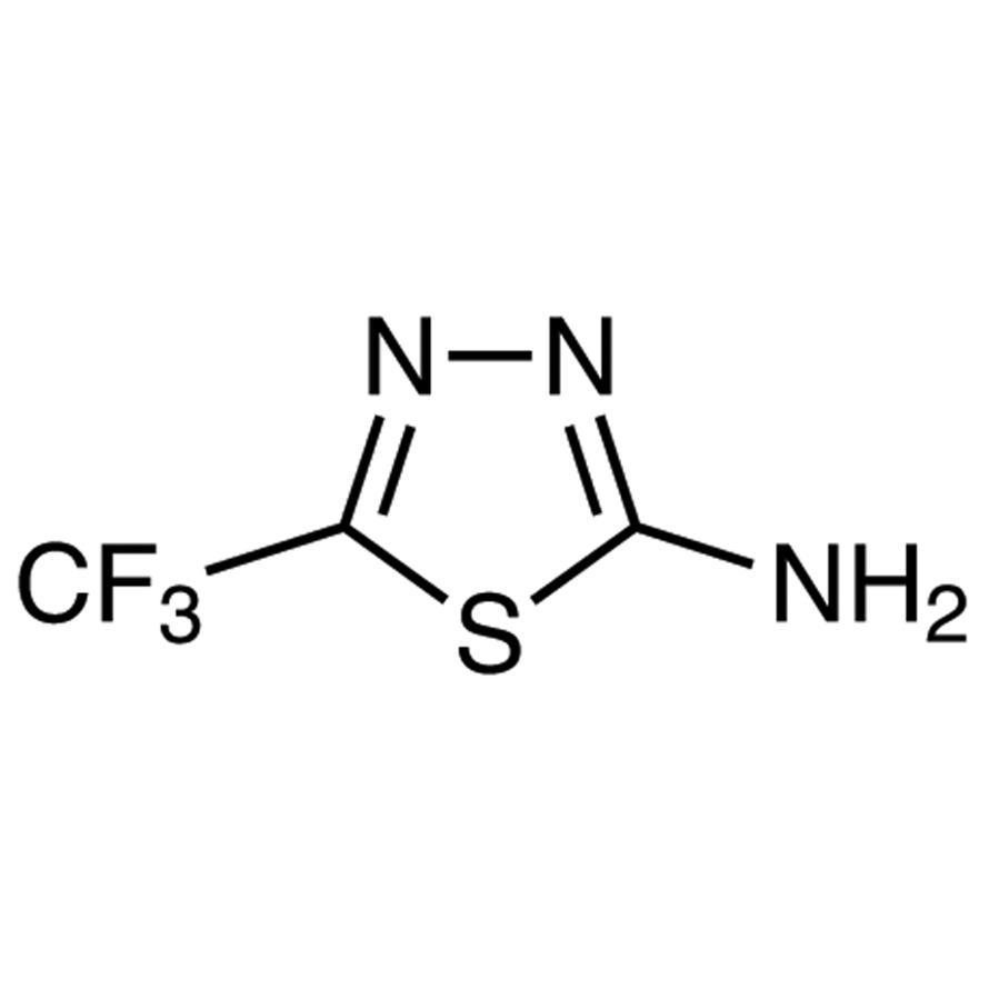 2-Amino-5-trifluoromethyl-1,3,4-thiadiazole