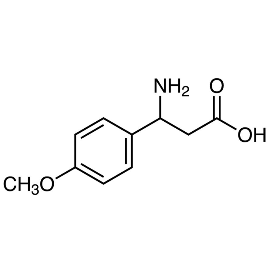 3-Amino-3-(4-methoxyphenyl)propionic Acid