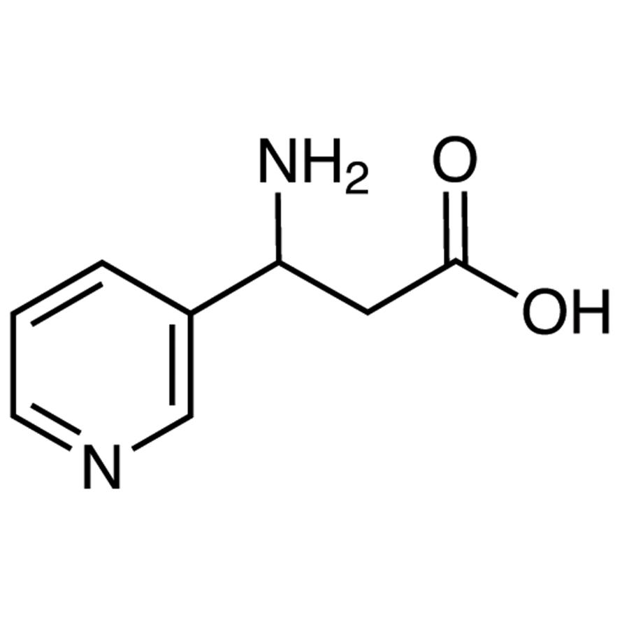 3-Amino-3-(3-pyridyl)propionic Acid