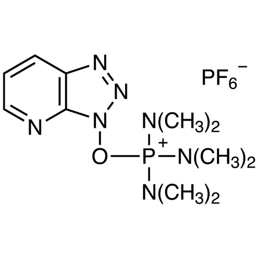 (7-Azabenzotriazol-1-yloxy)tris(dimethylamino)phosphonium Hexafluorophosphate