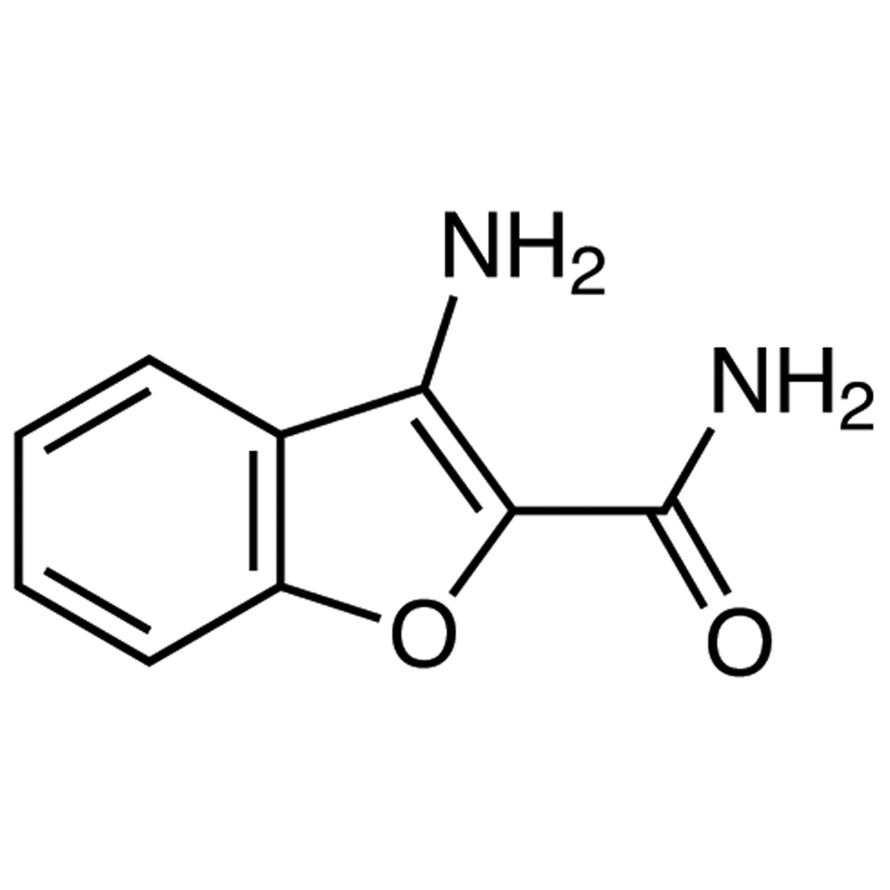 3-Aminobenzofuran-2-carboxamide