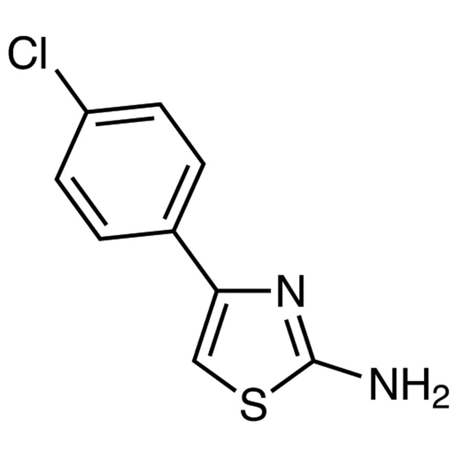 2-Amino-4-(4-chlorophenyl)thiazole