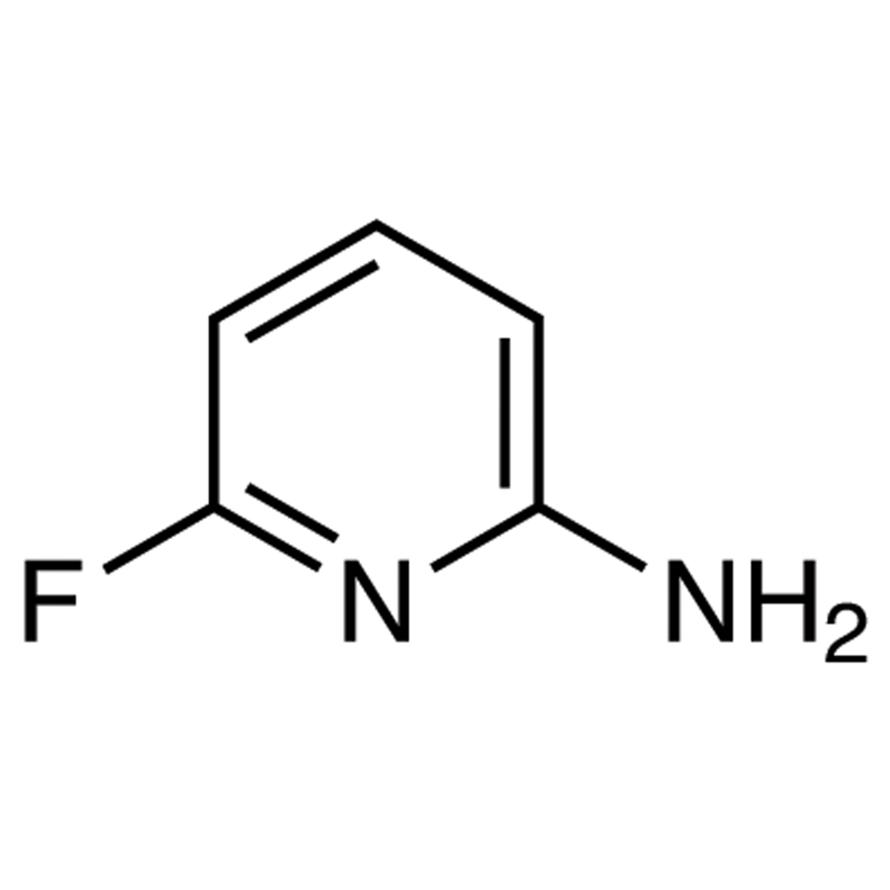 2-Amino-6-fluoropyridine
