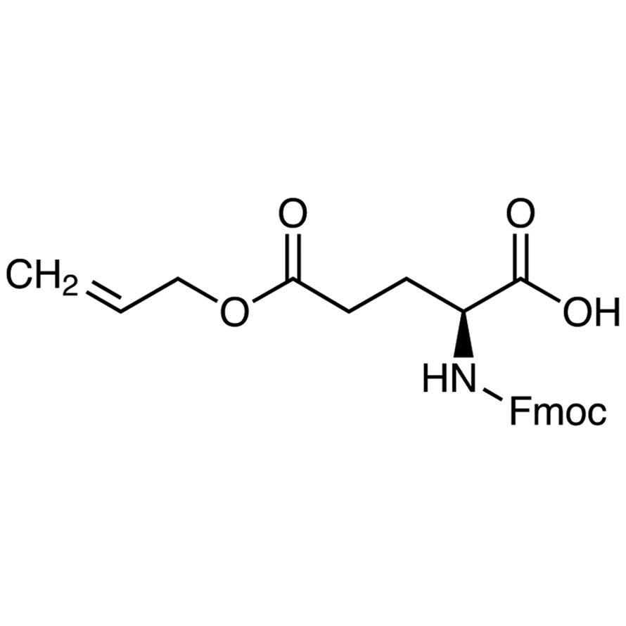 5-Allyl N-[(9H-Fluoren-9-ylmethoxy)carbonyl]-L-glutamate