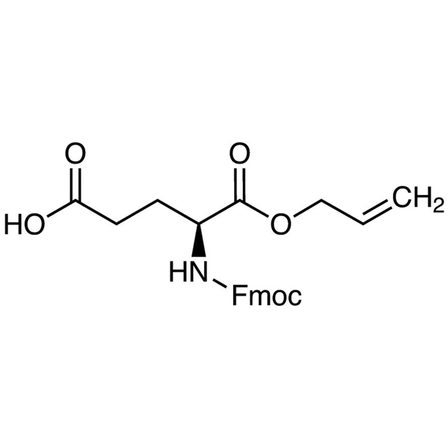 1-Allyl N-[(9H-Fluoren-9-ylmethoxy)carbonyl]-L-glutamate