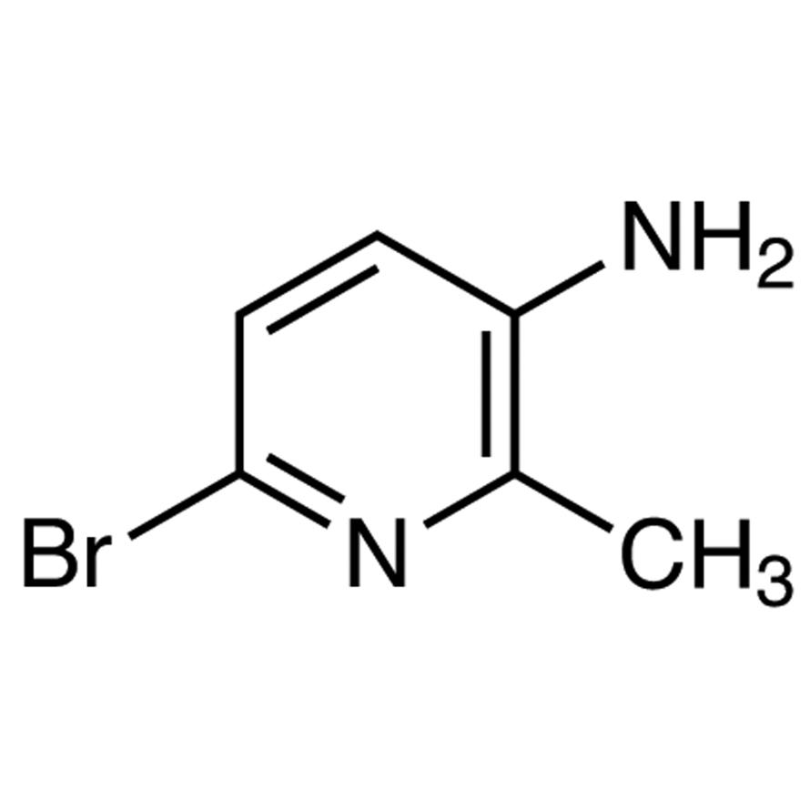3-Amino-6-bromo-2-methylpyridine