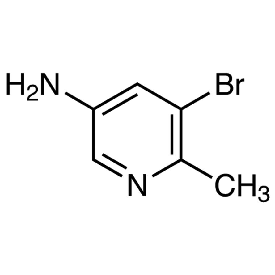 5-Amino-3-bromo-2-methylpyridine