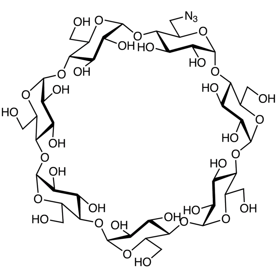 6A-Azido-6A-deoxy-β-cyclodextrin