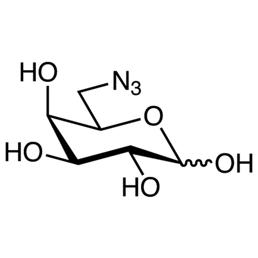 6-Azido-6-deoxy-D-galactopyranose