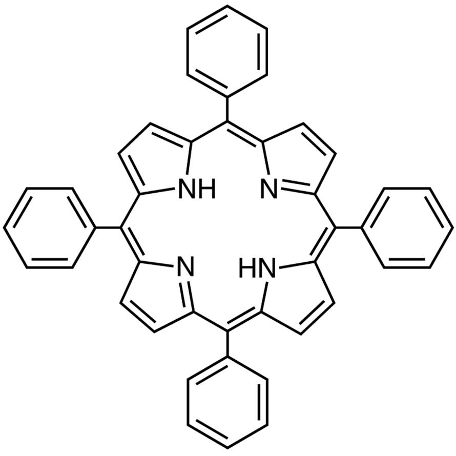 TPP (=Tetraphenylporphyrin) [Ultra-high sensitive spectrophotometric reagent for Cu]