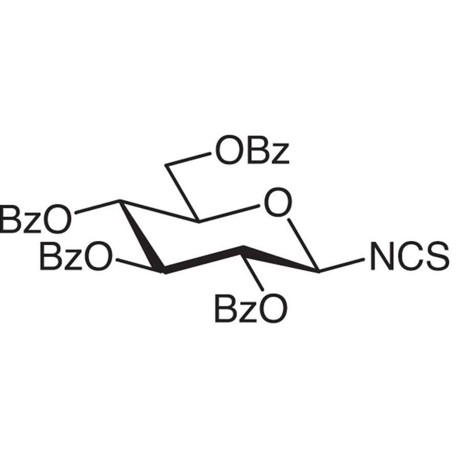 2,3,4,6-Tetra-O-benzoyl-β-D-glucopyranosyl Isothiocyanate [for HPLC Labeling]