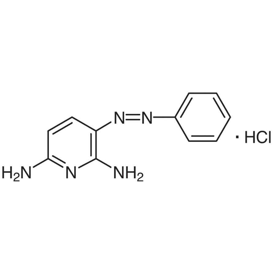 3-Phenylazo-2,6-diaminopyridine Monohydrochloride