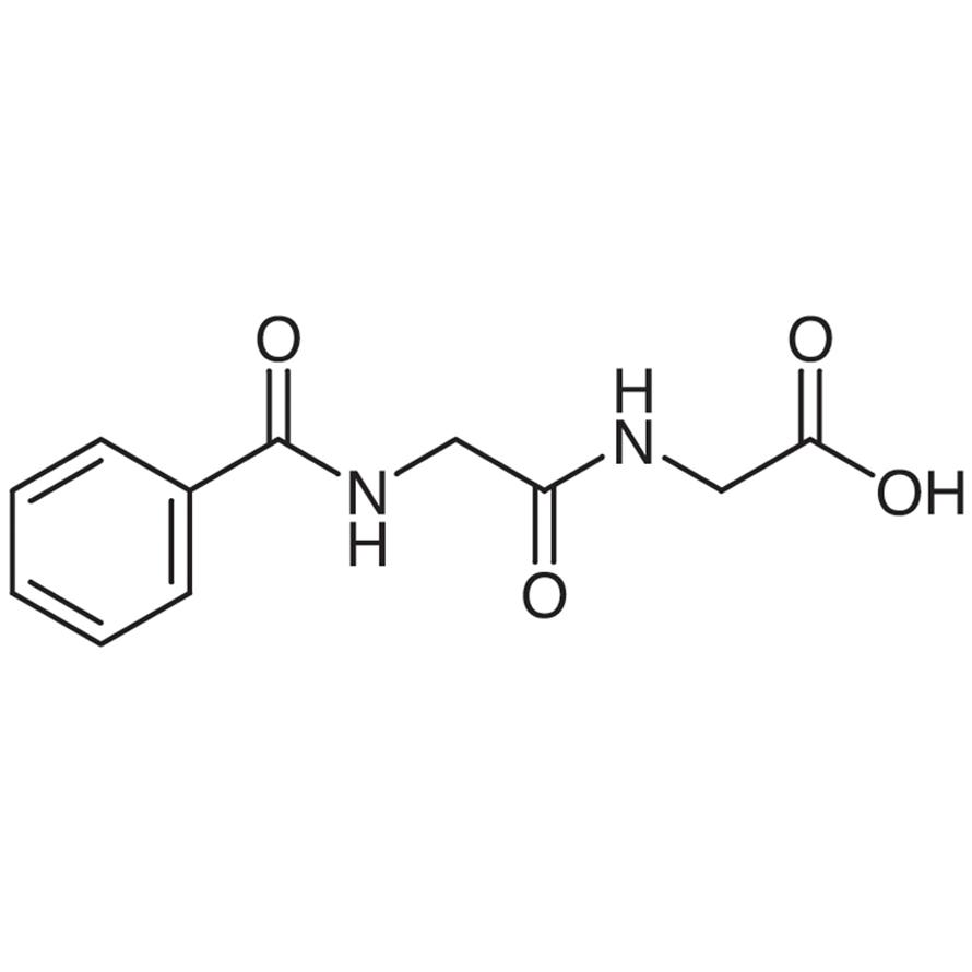 Benzoylglycylglycine