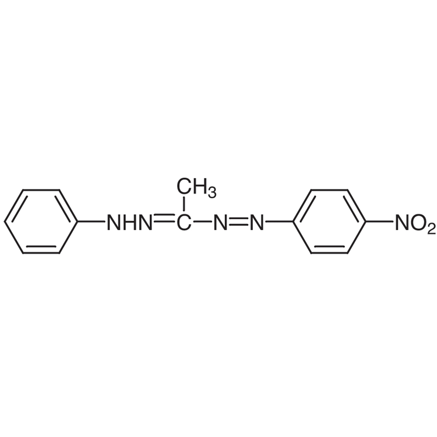 1-(4-Nitrophenyl)-3-methyl-5-phenylformazan