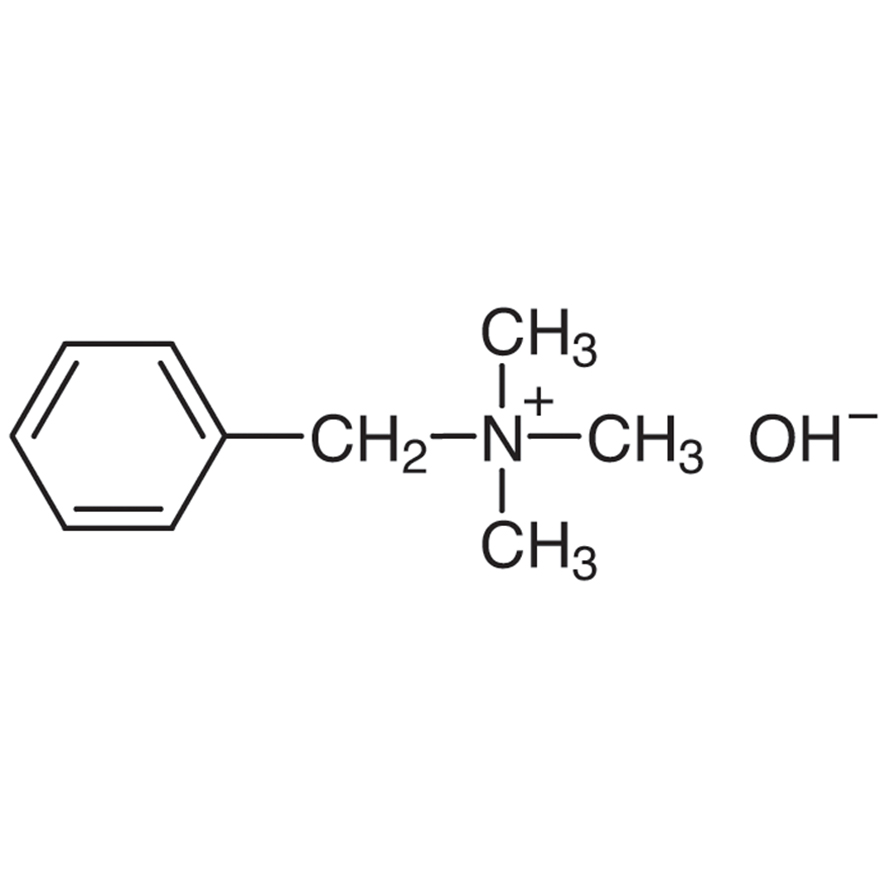 Benzyltrimethylammonium Hydroxide (40% in Methanol)