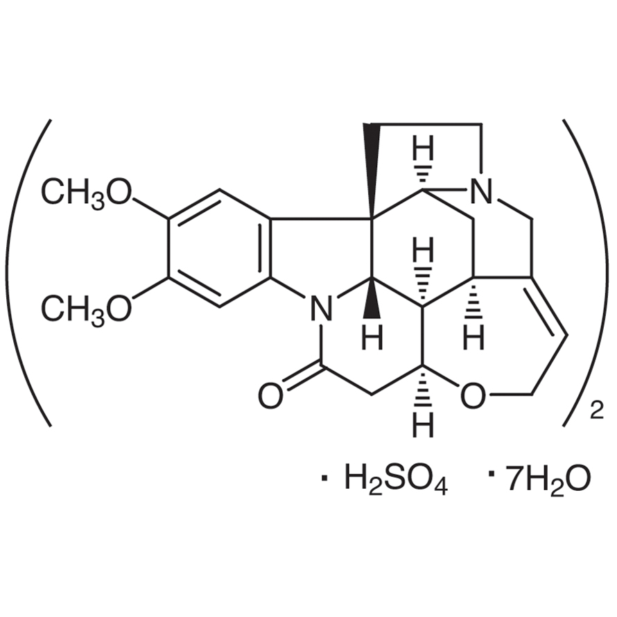 Brucine Sulfate Heptahydrate [for Nitrate Analysis]