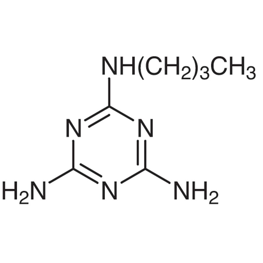 2,4-Diamino-6-butylamino-1,3,5-triazine