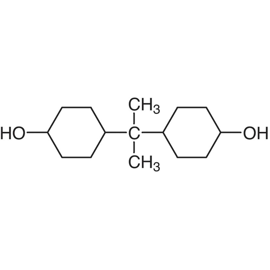 2,2-Bis(4-hydroxycyclohexyl)propane (mixture of isomers)