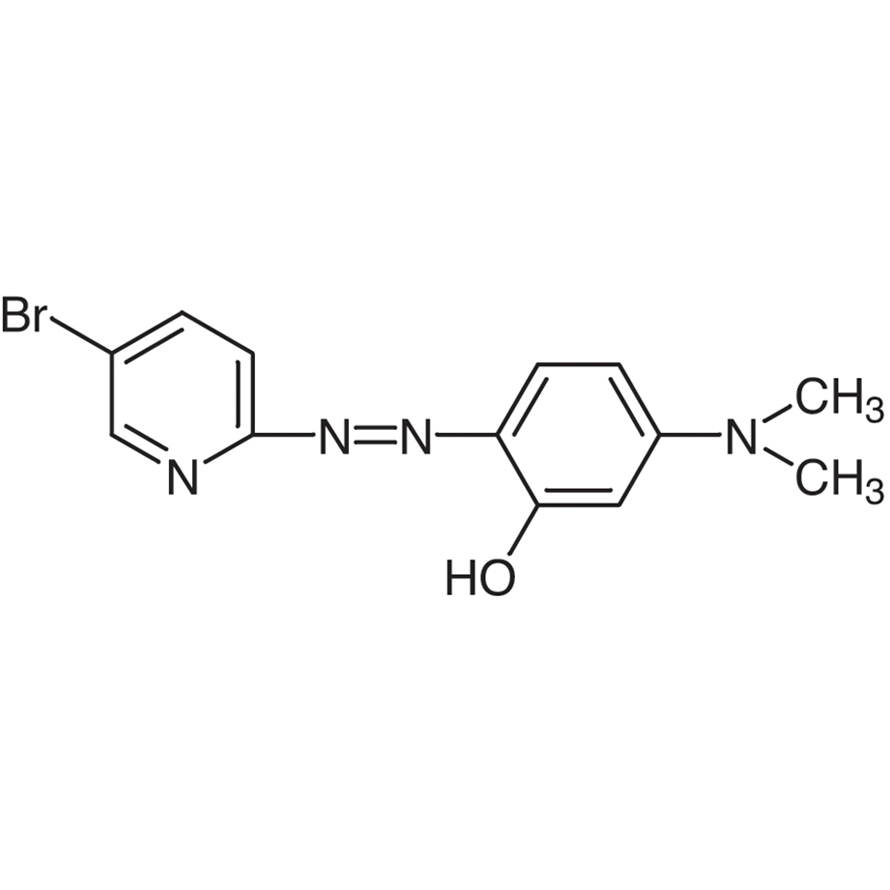 2-(5-Bromo-2-pyridylazo)-5-dimethylaminophenol [for Colorimetric Determination of Cd]