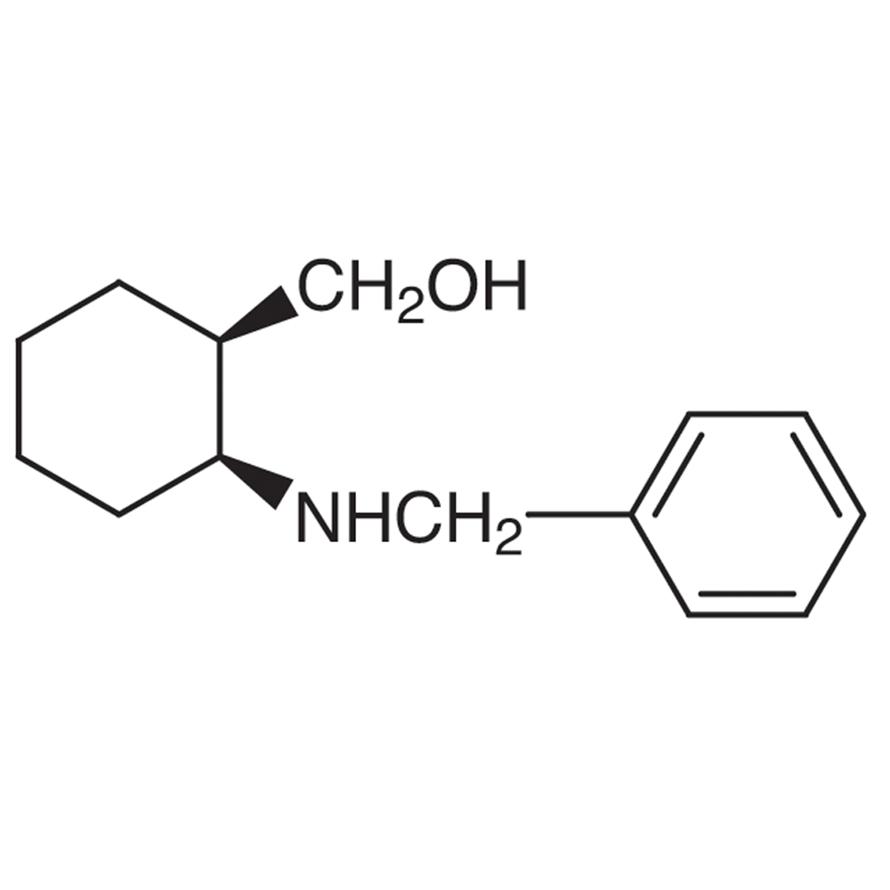 (+)-cis-2-Benzylaminocyclohexanemethanol